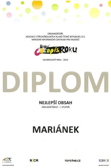 Diplom časopis50000