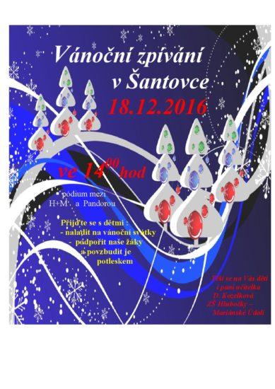 Vánoční zpívání v Šantovce-PLAKÁT-page-001(1)