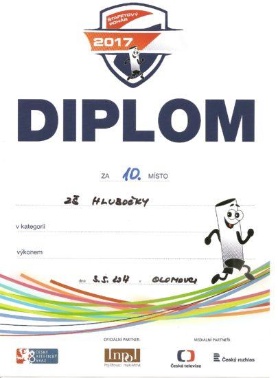 diplom-štafetový běh+40000